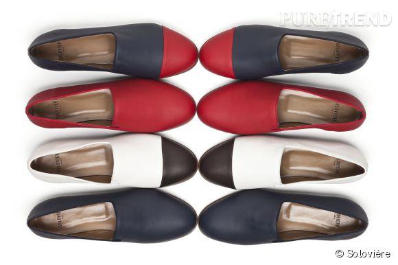 Les chaussures mixtes de Solovière. A partir de 285€.