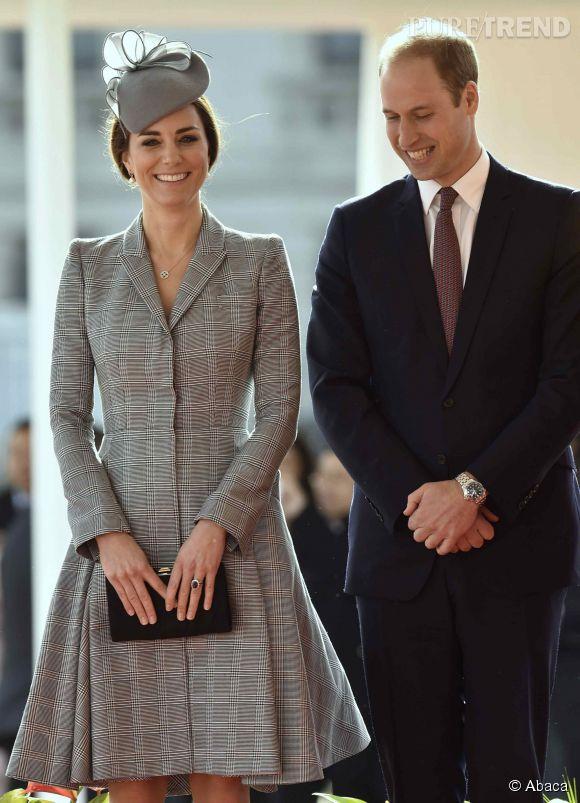 Quand il s'agit de prendre des décisions dans le couple, c'est Kate Middleton qui commande!