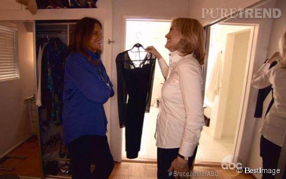 Après avoir discuté chiffon avec Diane Sawyer, Bruce Jenner s'apprête enfin à mettre ses habits de lumière en public!