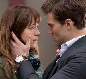 """Dans quelques jours, les Britanniques pourront découvrir le dernier tome des aventures d'Ana Steele (Dakota Johnson) et Christian Grey (Jamie Dornan) dans """"Grey""""."""