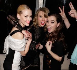 Taylor Swift et sa bande de copines stars.