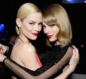 Taylor Swift et sa très bonne copine Jaime King.