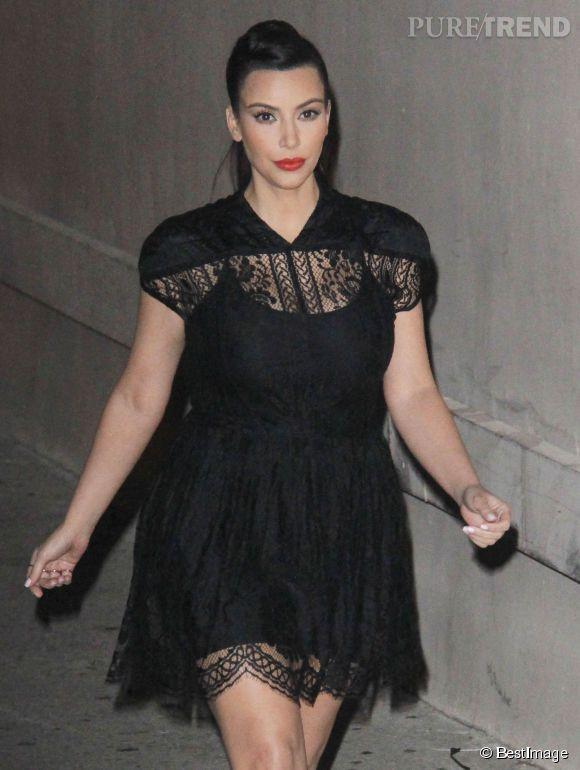 Kim Kardashian ne nommera pas son bébé South.