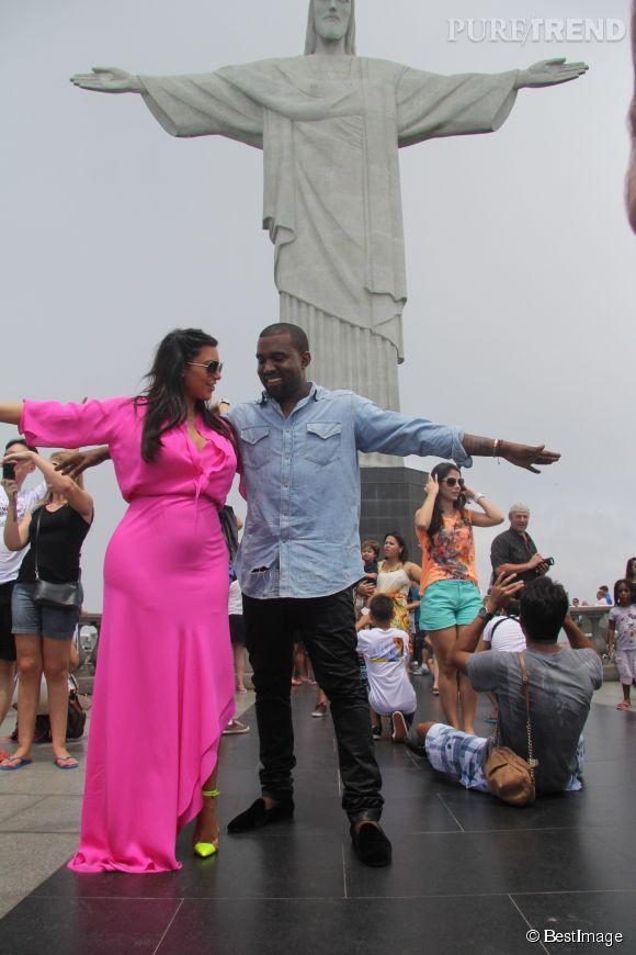 Kim Kardashian ne compte pas baptiser sa fille ou son fils South.