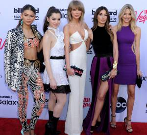 "Zendaya fait partie de la team ""Bad Blood"" de Taylor Swift."