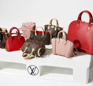Speedy, Noé, Turenne... Louis Vouitton revisite 7 de ses sacs en version mini