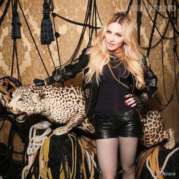"""Madonna va bientôt dévoiler """"Bitch I'm Madonna""""."""