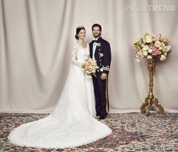 Sofia Hellqvit a épousé le prince Carl Philip de Suède, le 13 juillet 2015. Mais pour épouser son prince, Sofia Hellqvit a dû changer radicalement sa garde-robe.