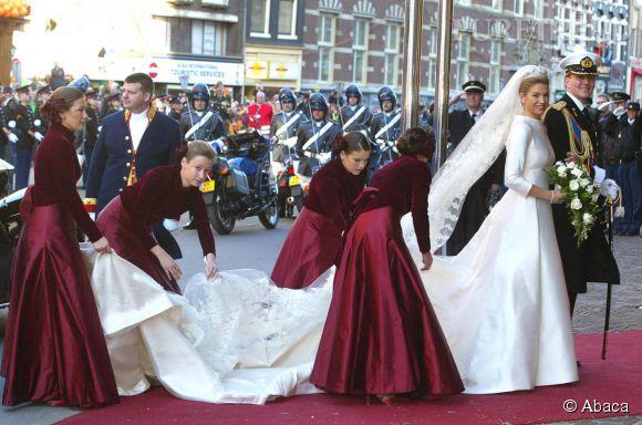 Le prince héritier des Pays-Bas Willem-Alexander, épouse en 2002, Maxima Zorreguieta, fille d'un homme politique argentin. Le 30 avril 2013, elle devient reine consort des Pays-Bas après l'abdication de la reine Beatrix.