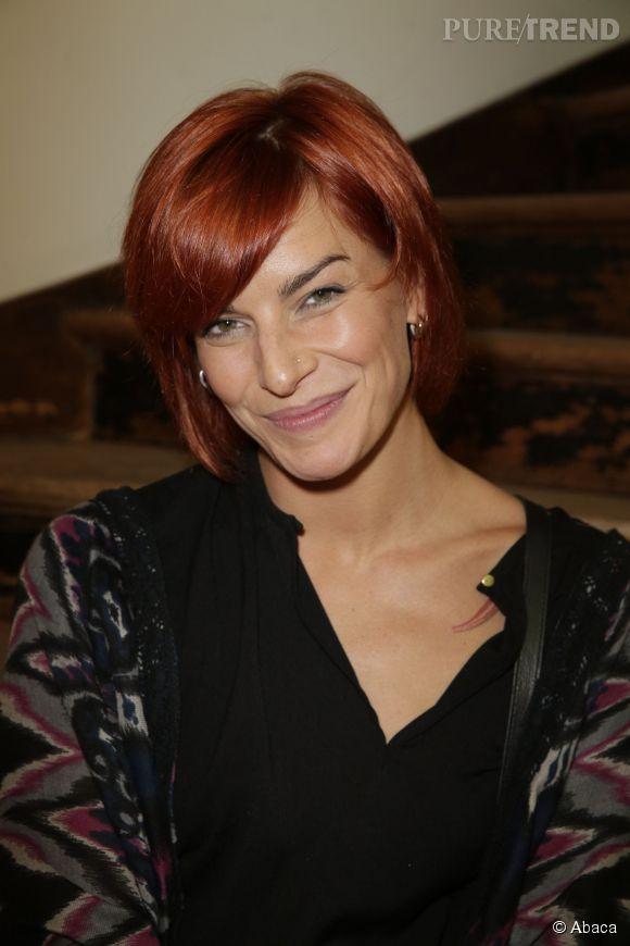 Fauve Hautot, une danseuse qui n'a pas froid aux yeux.