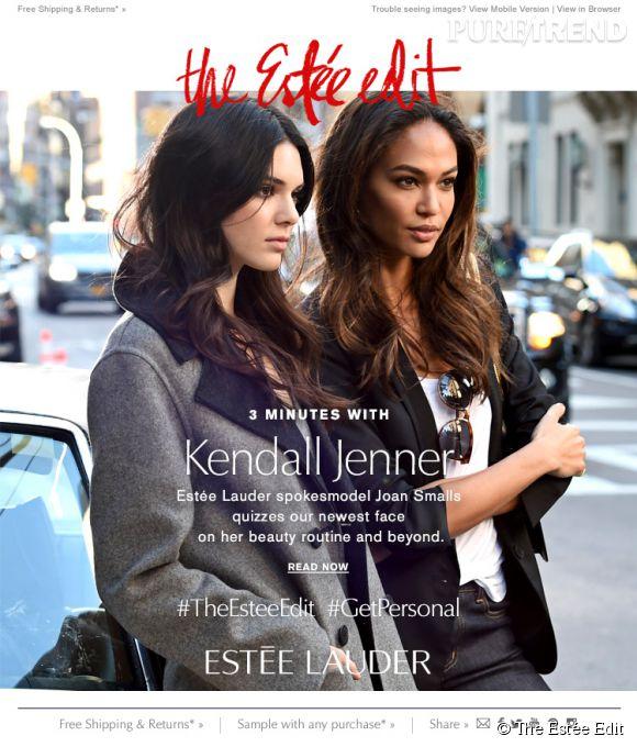 The Estée Edit, le nouveau magazine cool et branché par Estée Lauder.