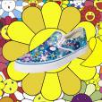 La slip-on revisitée par Vans x Murakami Collection.