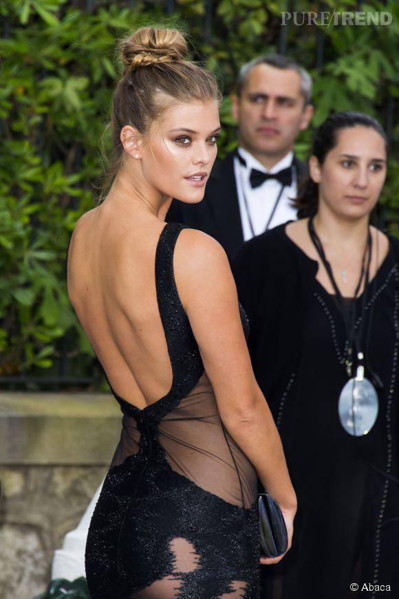 Nina Agdal sexy en toutes occasions.