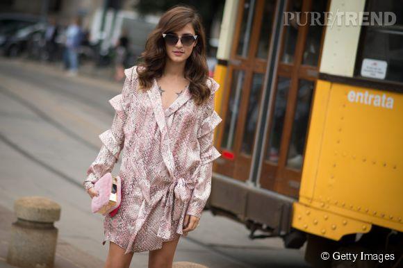 Eleonora Carisi fait partie des filles les plus influentes de la mode sur le  Web.