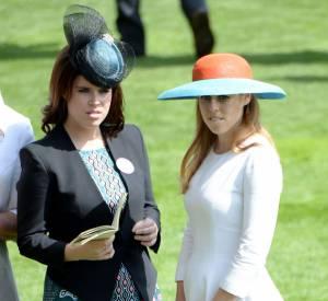 Au Royal Ascot, Eugenie et Beatrice d'York sont apparues lookées comme jamais.