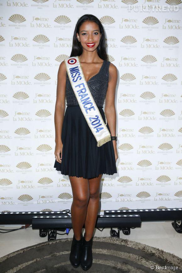 Flora Coquerel, une Miss France très sexy.