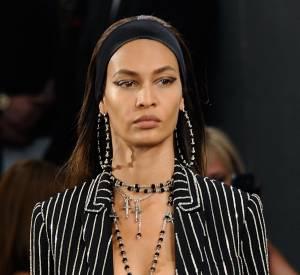 Joans Smalls fidèle à Riccardo Tisci pour Givenchy.