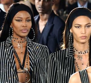 Naomi Campbell, Kendall Jenner... les vraies stars du défilé Givenchy