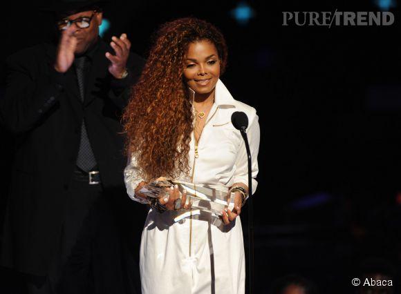 Janet Jackson, une icône sans la moidre ride !