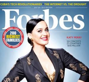 Katy Perry : Première femme du Top 100 des stars les mieux payées selon Forbes
