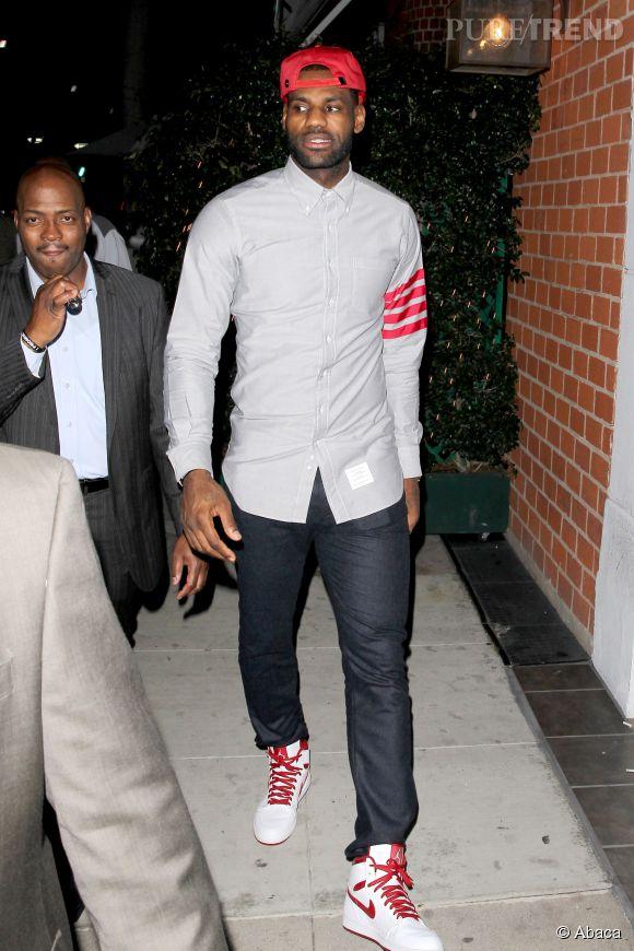 Numéro 18 : LeBron James, 65 millions de dollars.