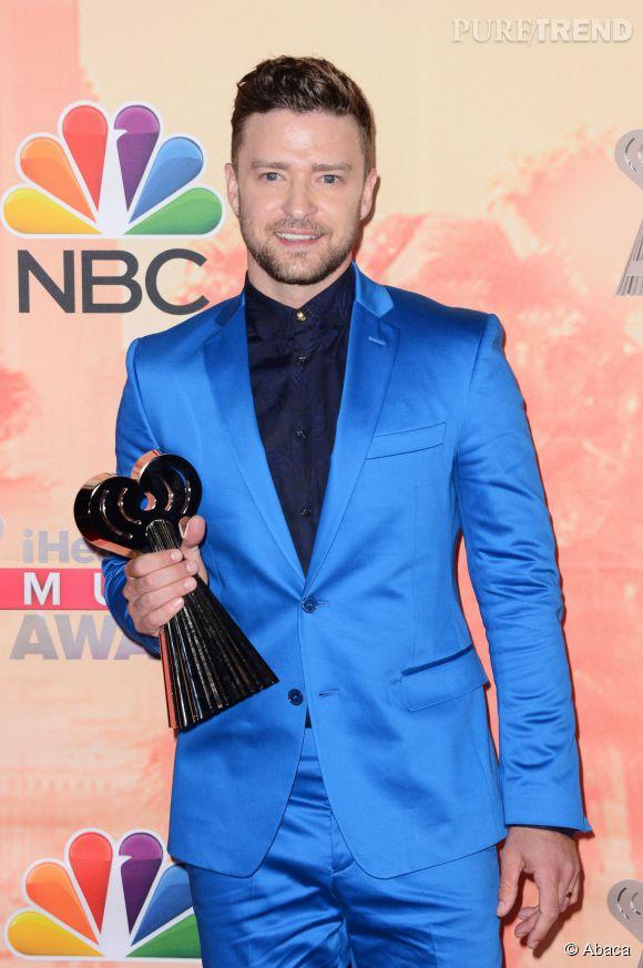 Numéro 19 : Justin Timberlake, 63,5 millions de dollars.