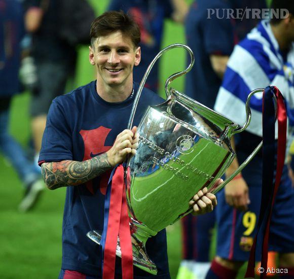 Numéro 13 : Lionel Messi, 74 millions de dollars.