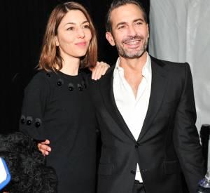 Sofia Coppola et Marc Jacobs, de grands amis dans la vie de tous les jours.