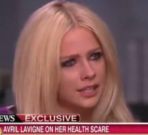 Avril Lavigne est atteinte depuis plusieurs mois de la maladie de Lyme.
