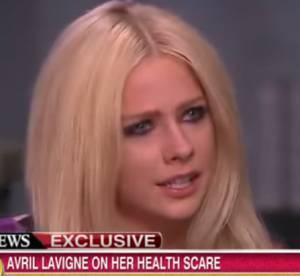 """Avril Lavigne sur la maladie de Lyme : ça a été """"la pire période"""" de sa vie"""