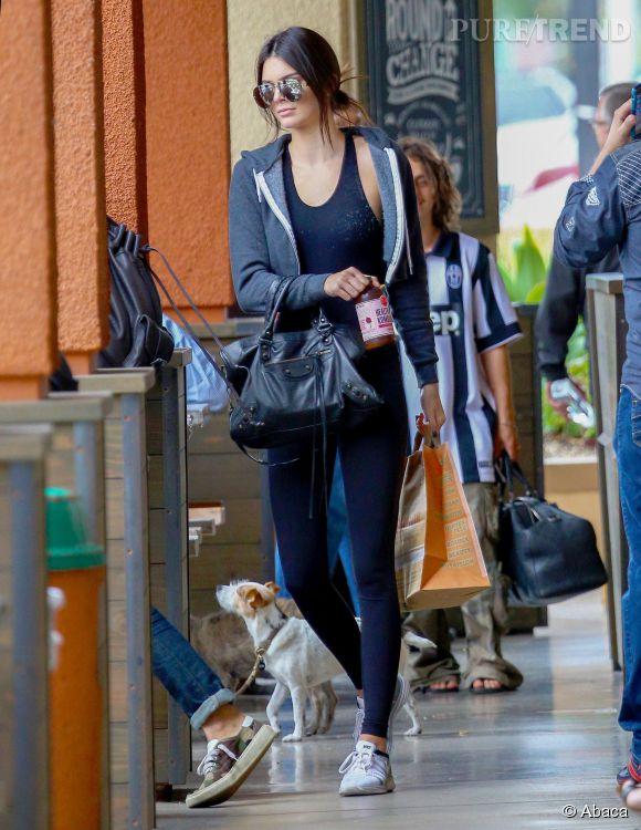 Kendall Jenner, un corps parfait et une carrière de rêve.