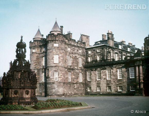 L'une des résidences officielles d'Elizabeth II, bien loin du clinquant new-yorkais.
