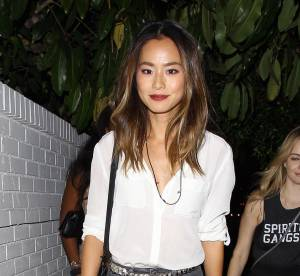 Jamie Chung : on copie son look casual chic en soirée !