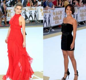 "Amber Heard vs Jada Pinkett Smith : battle de style pour ""Magic Mike XXL"""