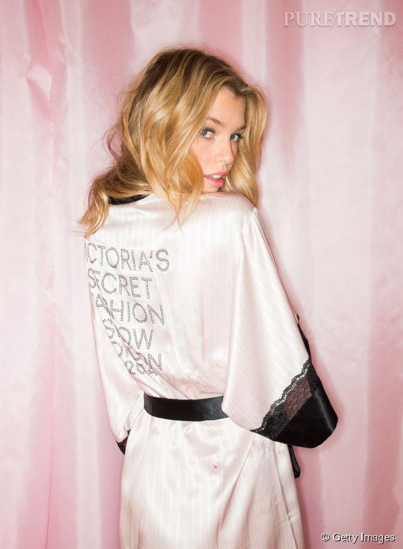 Stella Maxwell, l'Ange Victoria's Secret de 24 ans.