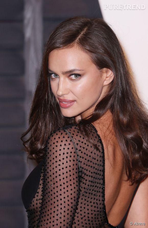 Irina Shayk, un regard magnétique.