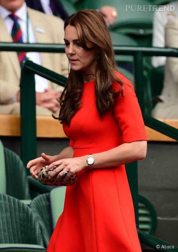 Kate Middleton a un petit secret pour garde la ligne.