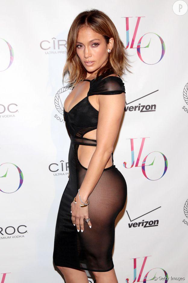 Jennifer Lopez 46 ans et toujours plus hot.