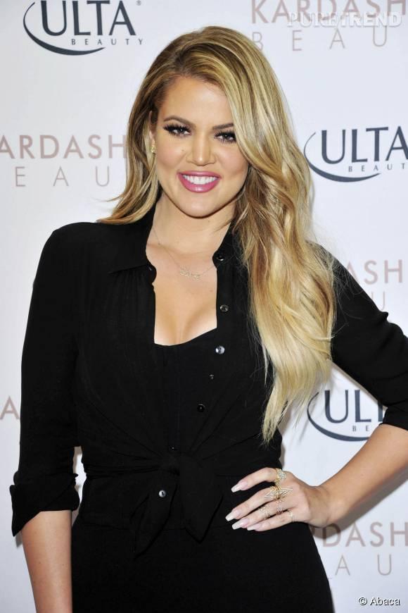 Khloe Kardashian rivalise avec ses soeurs.