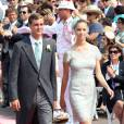 Pierre Casiraghi et Beatrice Borromeo sont mariés !