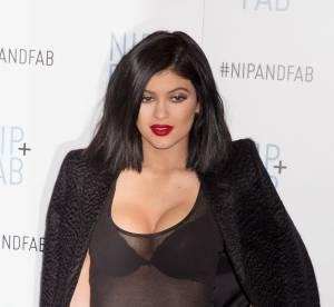 Kylie Jenner, à bientôt 18 ans elle s'exhibe sans tabou en bikini échancré