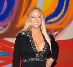 Mariah Carey : robe moulante et décolleté XXL de folie pour la chanteuse