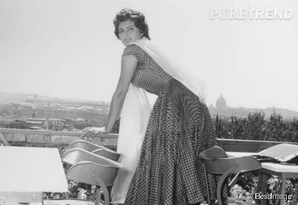Sophia Loren a inspiré plus d'un réalisateur.