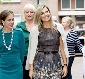 Reine Maxima des Pays-Bas : la virtuose de la mode frappe encore !