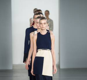 Fashion Week de New York : défilé Calvin Klein Collection en live sur PureTrend