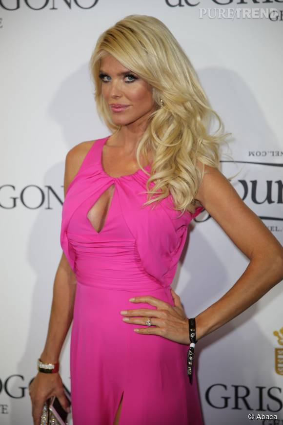 Victoria Silvstedt, toujours aussi sexy.