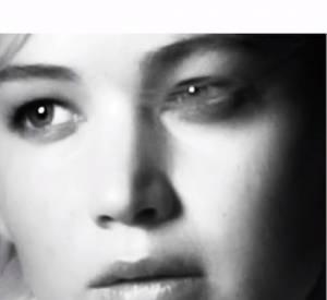 Jennifer Lawrence pose pour la nouvelle campagne Dior Automne-Hiver 2015/2016.