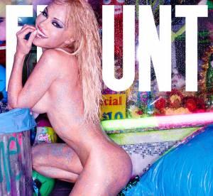 Pamela Anderson : la bimbo d'Alerte à Malibu entièrement nue pour Flaunt