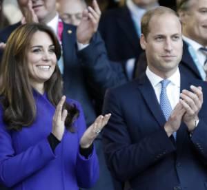 Kate Middleton : amoureuse et complice dans les tribunes avec le Prince William
