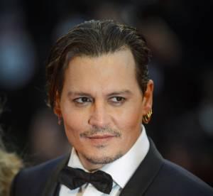 """Johnny Depp, papa poule de Lily-Rose : """"J'ai peur qu'elle grandisse trop vite"""""""